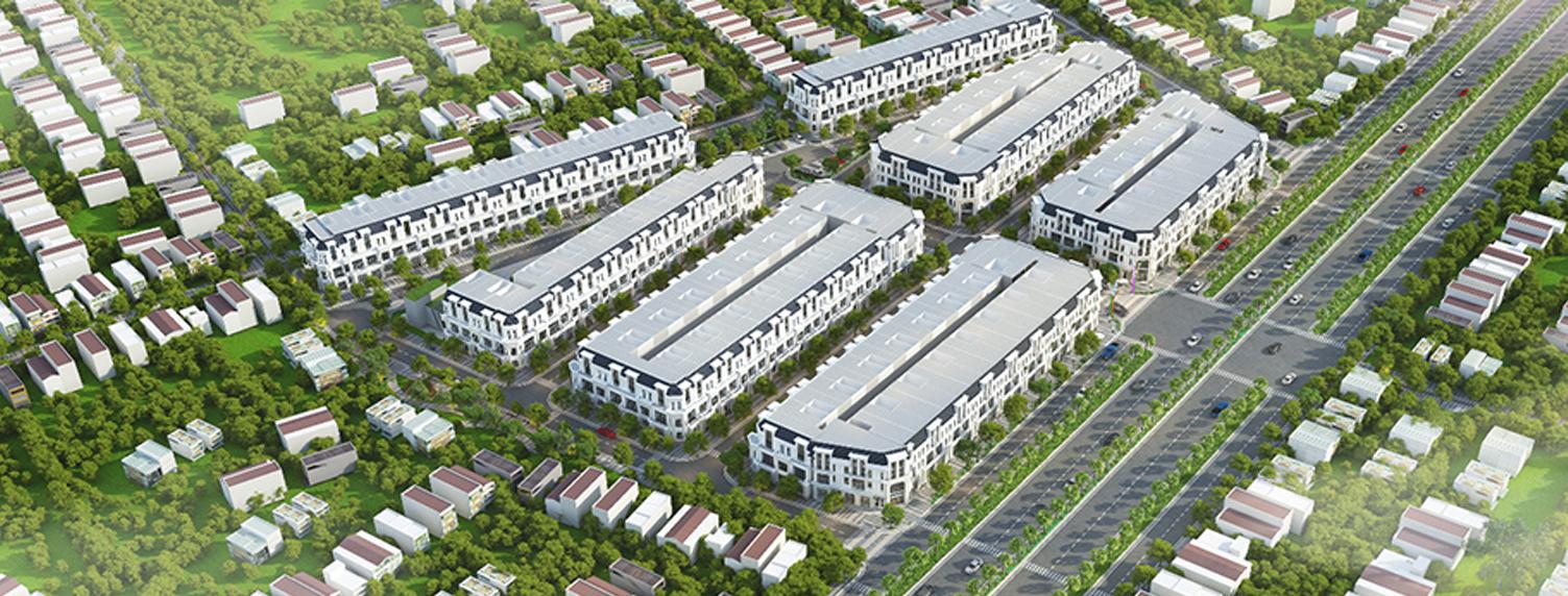 Dự án Khu dân cư Hải Hà - Thanh Hóa