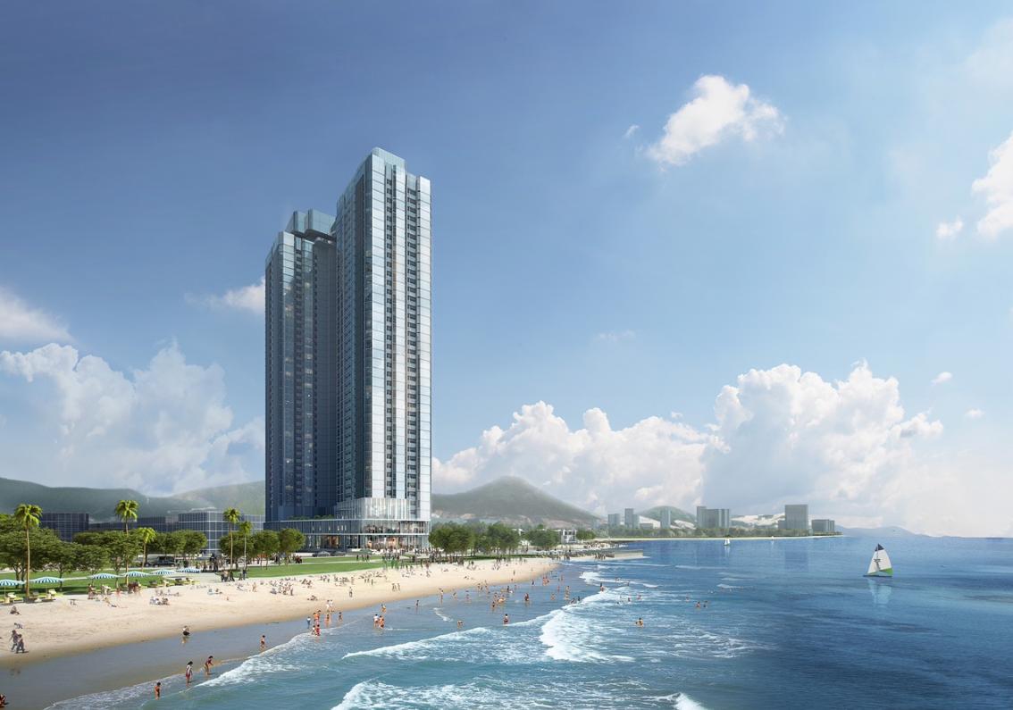 Phỏng vấn KTS Nguyễn Hoàng Hải về thiết kế kiến trúc, nội thất của dự án À La Carte Halong Bay